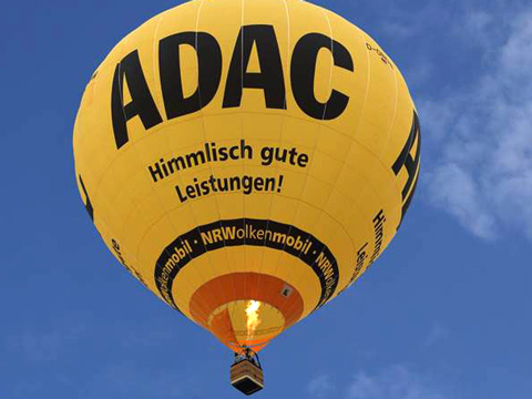 ADAC-Ballonteam