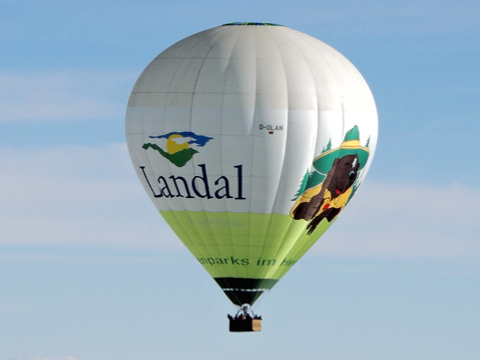 Landal-Ballonteam