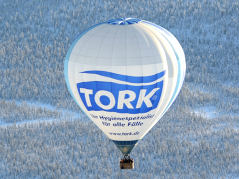 Tork-Ballonteam